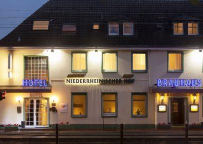 Hotel Celina Niederrheinischer Hof in Krefeld